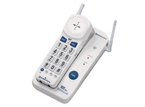 Clarity Dialogue CL-40 Amplified Cordless Telephone