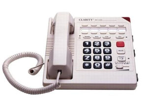 Clarity Single Line Amplified Telephone