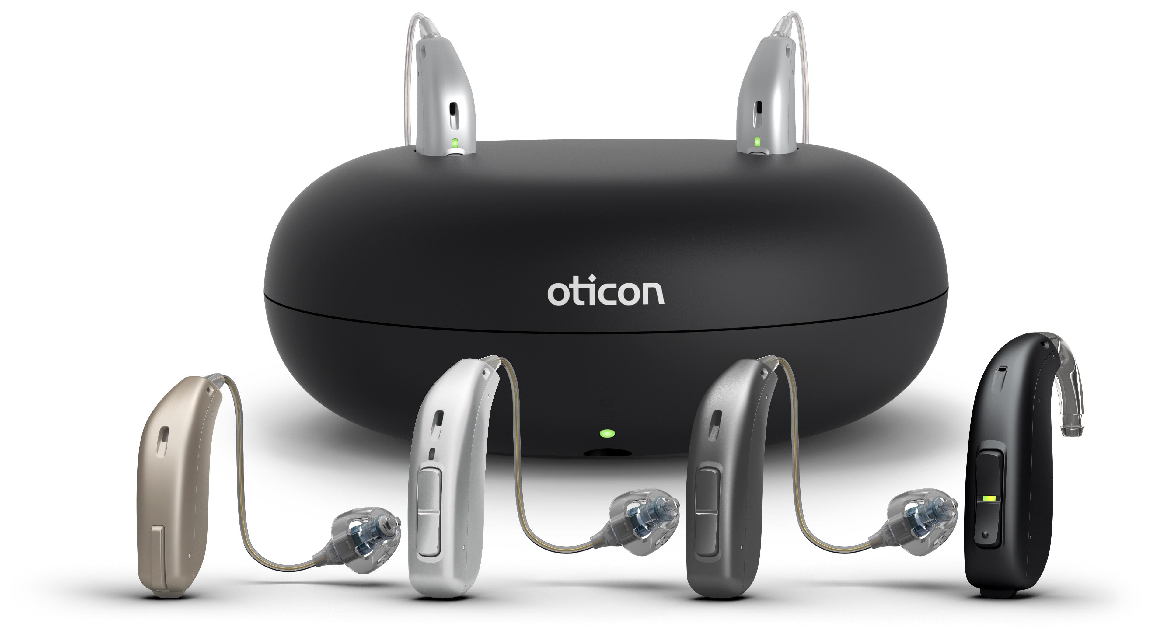 Oticon OPN S Hearing Aid Portfolio